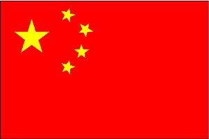 bandeira da china23