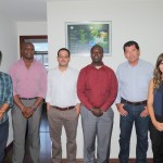 ABRASEM recebe representantes da African Agricultural Technology Foundation (AATF)