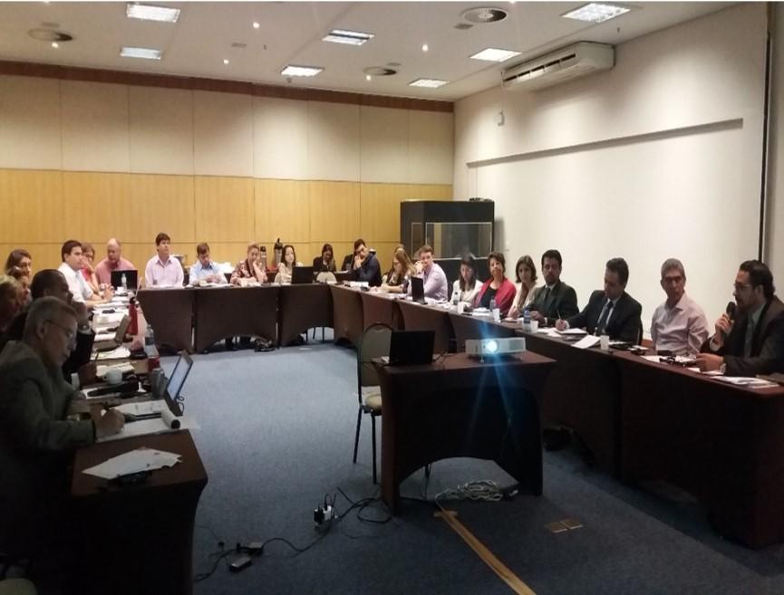 Reunião técnica ABRASEM/MAPA, em Brasília/DF
