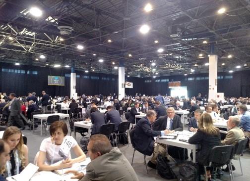 Congresso Mundial de Sementes da International Seed Federation – ISF. Budapeste/HUN.