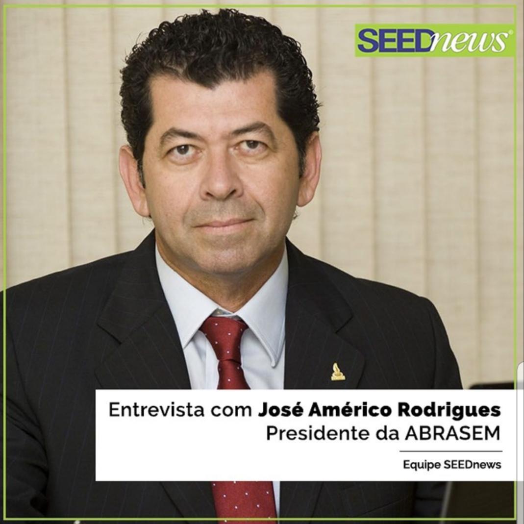 ENTREVISTA COM JOSÉ AMÉRICO RODRIGUES – REVISTA SEEDNEWS