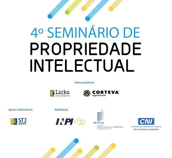 4º Seminário de Propriedade Intelectual